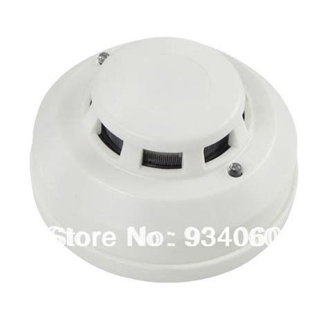 free shipping sensitive photoelectric 4 wire optical smoke
