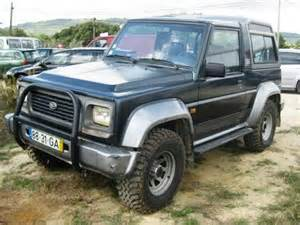 Daihatsu Rocky 4x4 Document Moved