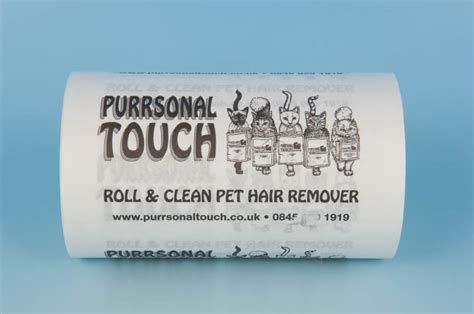 Clean Pop Brush Refill roll clean brush refill purrsonal touch