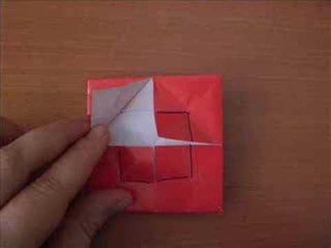 Fancy Origami Box - origami fancy box