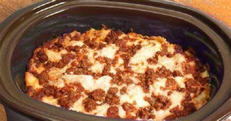 c4 ii crock pot lasagna