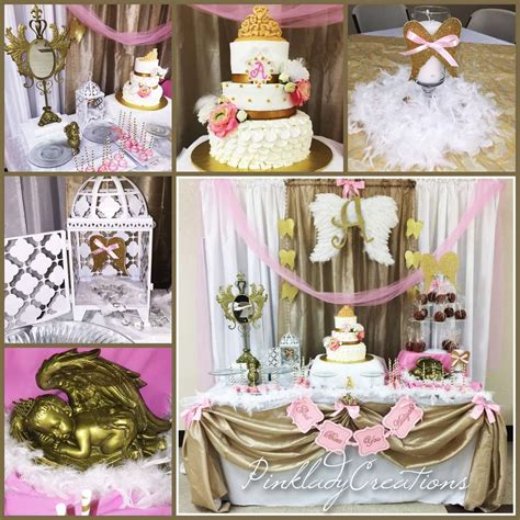 heaven themed decorations heaven baptism ideas photo 9 of 23 catch