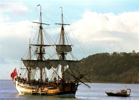 how to become a boat captain uk wreck of captain cook s legendary hms endeavour discovered