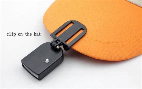 led clip on cap light clip on cap light 3 led hat light l head torch for