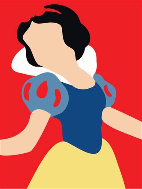 disney minimalist art 2237 best snow white and the seven dwarfs images on