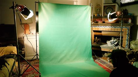 lade design low cost creare un green screen set low cost turorial review 28