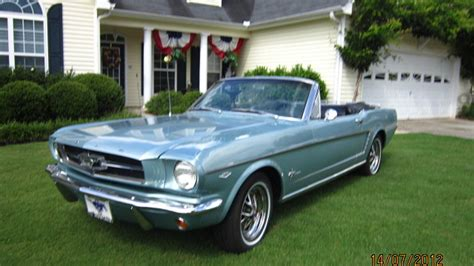 Mustang Auto 1964 by 1964 Ford Mustang Convertible For Sale Near Senoia