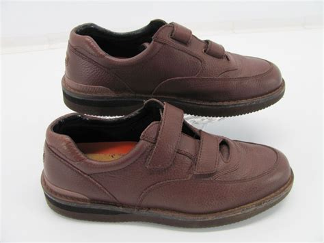 cabela s mens brown leather hk lp loafers oxfords driving