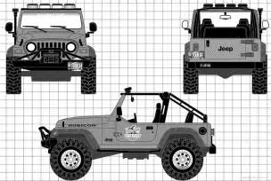 the blueprints blueprints gt cars gt jeep gt jeep