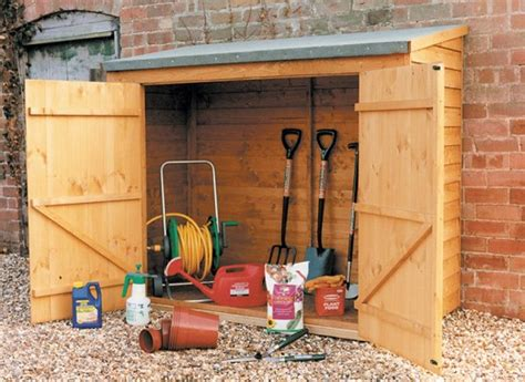 small garden storage ideas from sheds co uk