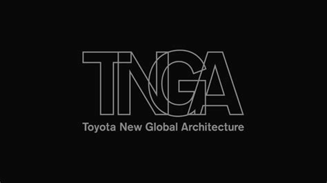 Toyota New Global Architecture Tnga Toyota Motor Corporation Global Website