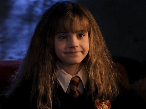 hermione granger in the 1st movoe why harry potter should really be all about hermione