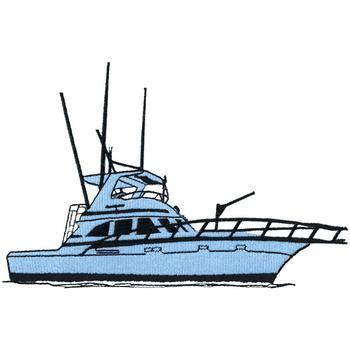 fishing boat embroidery design deep sea fishing boat embroidery designs machine