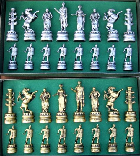 ancient chess set ancient rome 264 bc 14 ad chess set classic games good