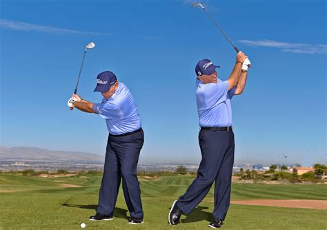 butch harmon golf swing butch harmon avoid costly mistakes on partial wedge shots
