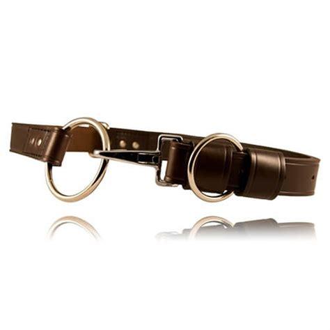 boston leather 6547 firefighter truckman s belt