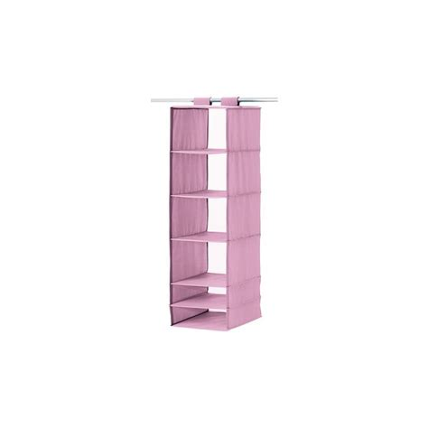 ikea skubb ikea storage skubb 6 fan hanging shelf wardrobe 3 colors ebay