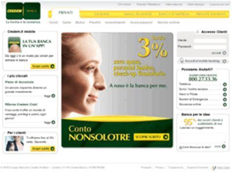 www credem it credem it credem prodotti e servizi per i privati