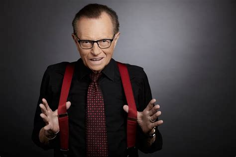 To Be Interviewed By Larry King by On Your Braces It S Nationalsuspendersday
