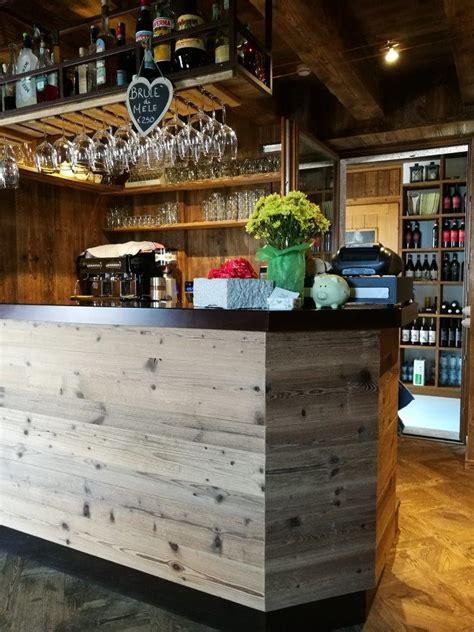 arredo di recupero banco bar in legno di recupero segala arredamenti