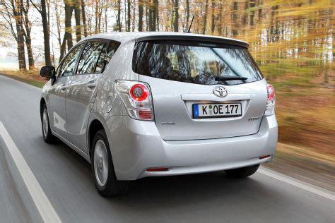 Autobild 100 000 Km Test Rangliste by Toyota Verso Im Auto Bild Dauertest Autobild De