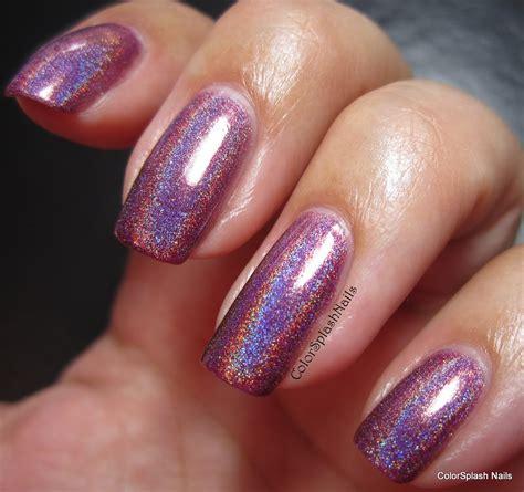 Colorsplash Nails Liquid Sky Lacquer A Nice Chianti Amp Bad