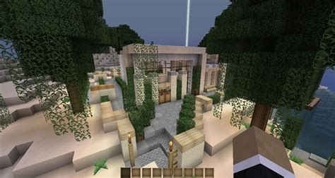 keralis modern house keralis modern house 4 furnished minecraft project
