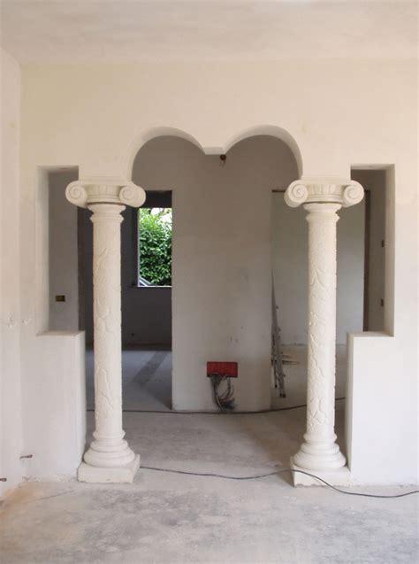 archi per interni archi in gesso per interni casa in cartongesso particolar