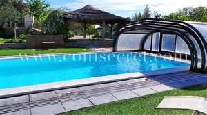 maison de avec piscine couverte chauff 233 e n 238 mes
