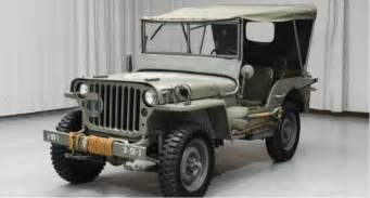 Ford Jeep 1944 Ford Jeep Gpw