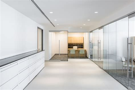 operable partitions office front glass walls