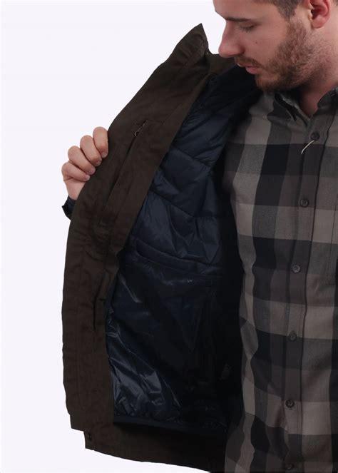 fjallraven ovik    jacket dark olive fjallraven
