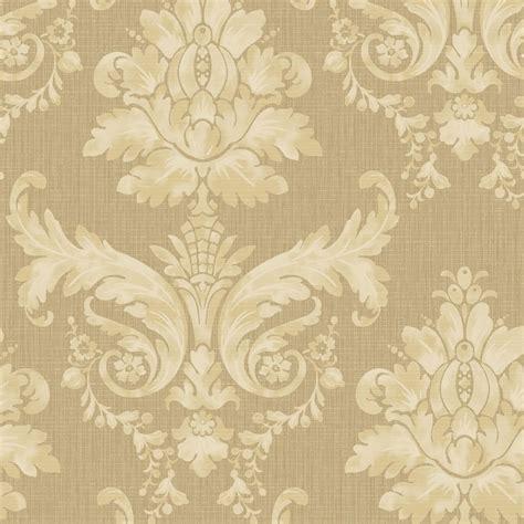 Gold Wallpaper Wilkinson | holden k2 langley damask gold wallpaper 75562 at wilko com