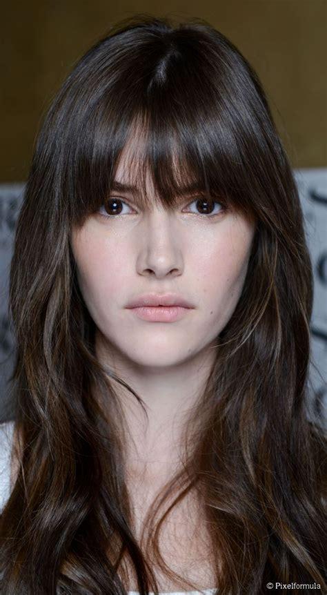 models with bangs fantastic fringe how to master french girl bangs bangs
