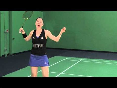 tutorial badminton youtube badminton smash secrets training series on the smash