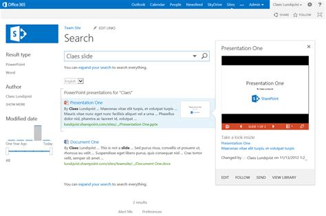 Sharepoint Search 10 Caracter 237 Sticas Incre 237 Bles De Sharepoint 2013 Migesa Microsoft