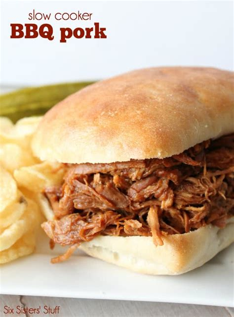 Reader Recipe Easy Bbq Pork by Easy Cooker Bbq Pulled Pork Sandwiches Six
