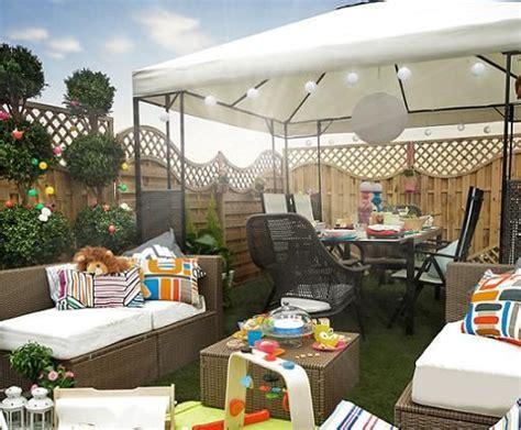 cenadores para jardin sombrillas y cenadores de ikea para tu terraza y jard 237 n