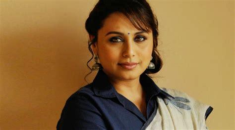 film terbaik rani mukherjee rani mukerji on her comeback film hichki wanted a script