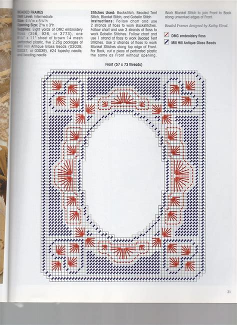 plastic canvas pattern maker free 15 best images about picture frames in plastic canvas on
