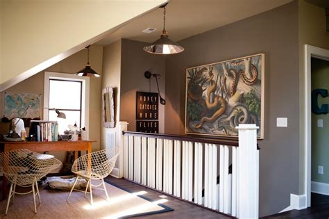 livable attic space smal home an attic gets a makeover hgtv