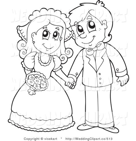 Wedding Clip Black And White by Free Black And White Wedding Clipart Images Clipartxtras