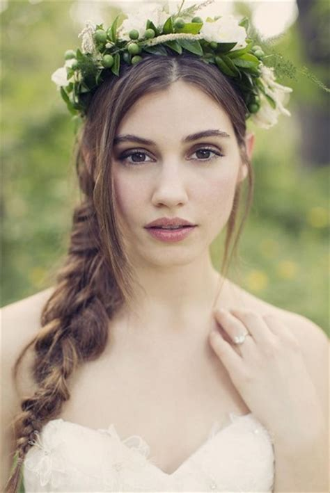 Simple Wedding Hairstyles With Braids by Fantastic Wedding Hairstyles With Braids Pretty Designs