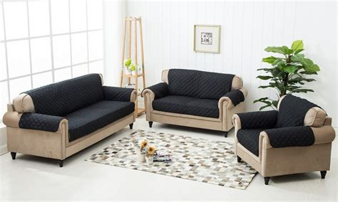 water resistant sofa cover water resistant sofa cover groupon goods
