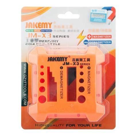 Jakemy Magnetizer Demagnetizer Jm X3 X2 jakemy jm x3 magnetizer demagnetizer
