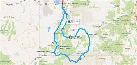 salt l road trip dans les parcs nationaux de l utah