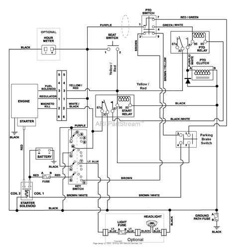 electrical wiring kohler starter solenoid wiring diagram