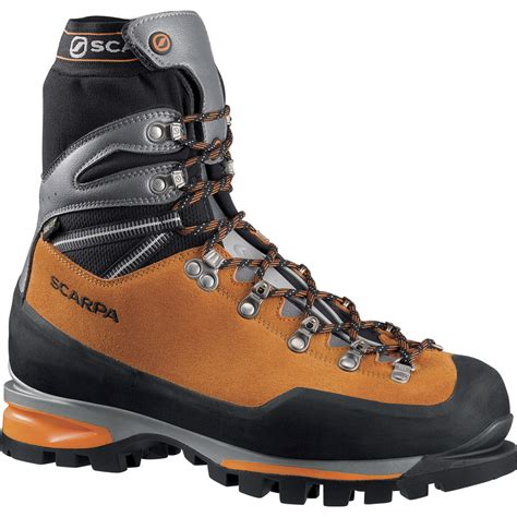 mens mountaineering boots scarpa mont blanc pro gtx mountaineering boot s