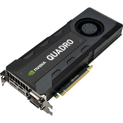 Graphic Card Quadro Hp Nvidia Quadro K5200 Professional Graphics Card Promo