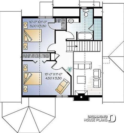 house plan  sunburst    house plans cabin